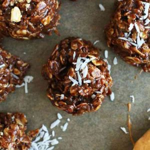 Homemade No Bake Cookies: Custom Mix-In